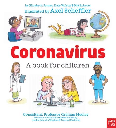 Coronavirus Book For Children