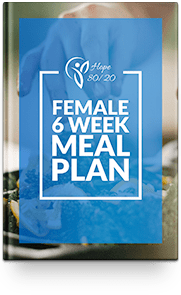 6 week shred diet plan female pdf