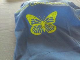 HAM blue medium t-shirt