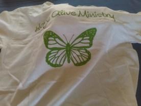 HAM - white medium t-shirt