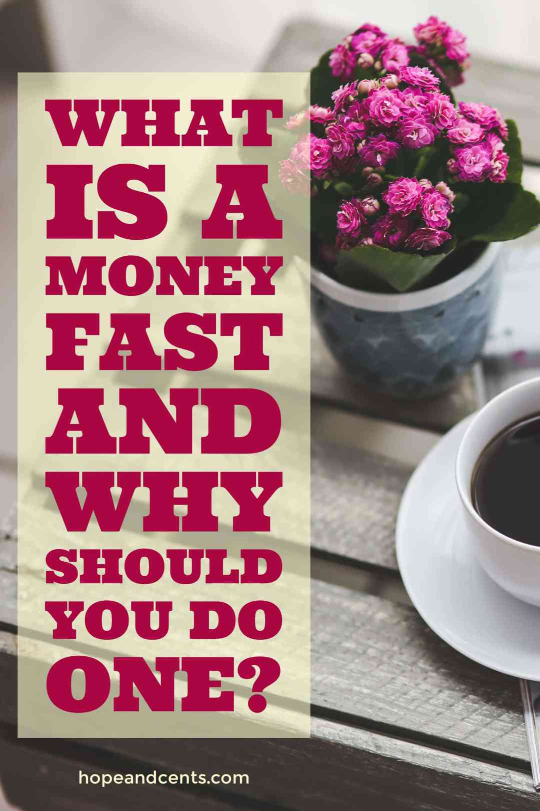 A money fast is an excellent way to give a boost to your savings or to help you meet a goal. Learn when and how to approach your money fast.