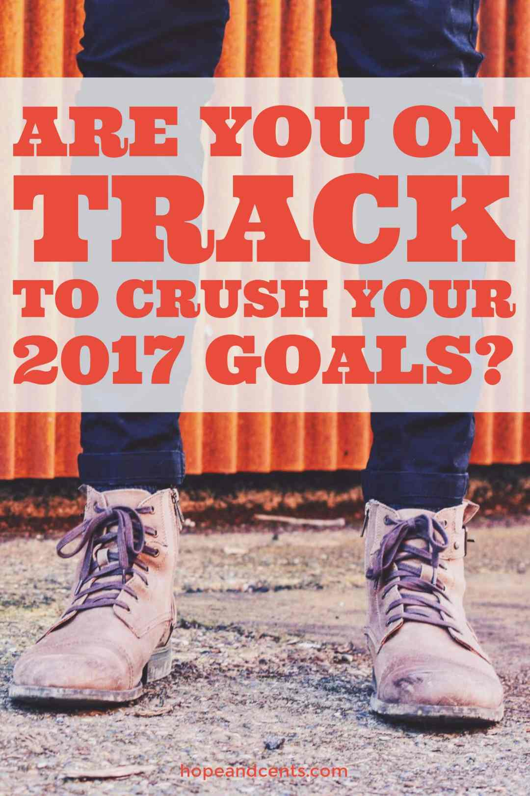 Did you set 2017 goals or New Year's Resolutions? How are you doing? Ensure your success of meeting them by making it an ongoing conversation.