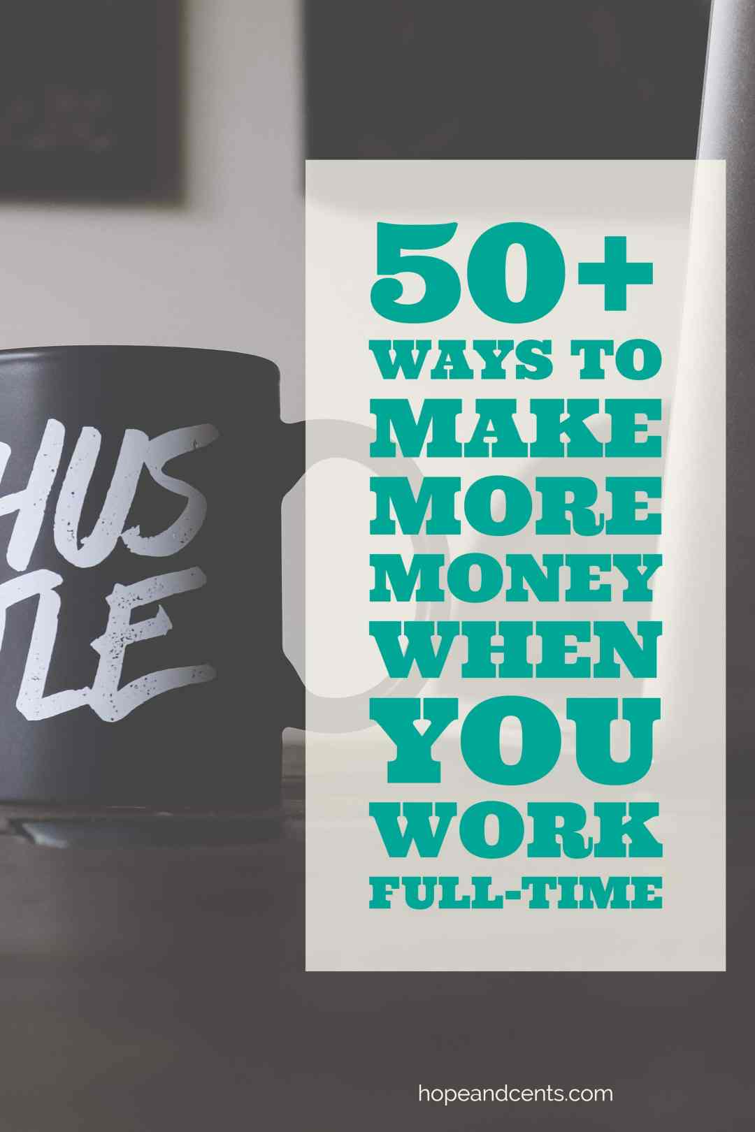 Tons of ideas here to help you find a way to make more money. Between side hustles, ideas for selling things, and lots of other tips, these suggestions will help you bring in extra cash in no time.