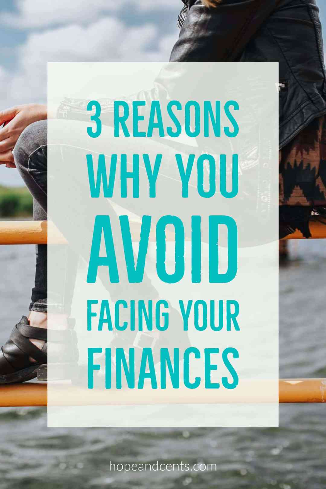 Are you avoiding your financial situation? Ignoring your finances can make them go from bad to worse. Identify the reasons you're avoiding your financial situation and what you can do about it. #money #personalfinance #moneytips #mindset