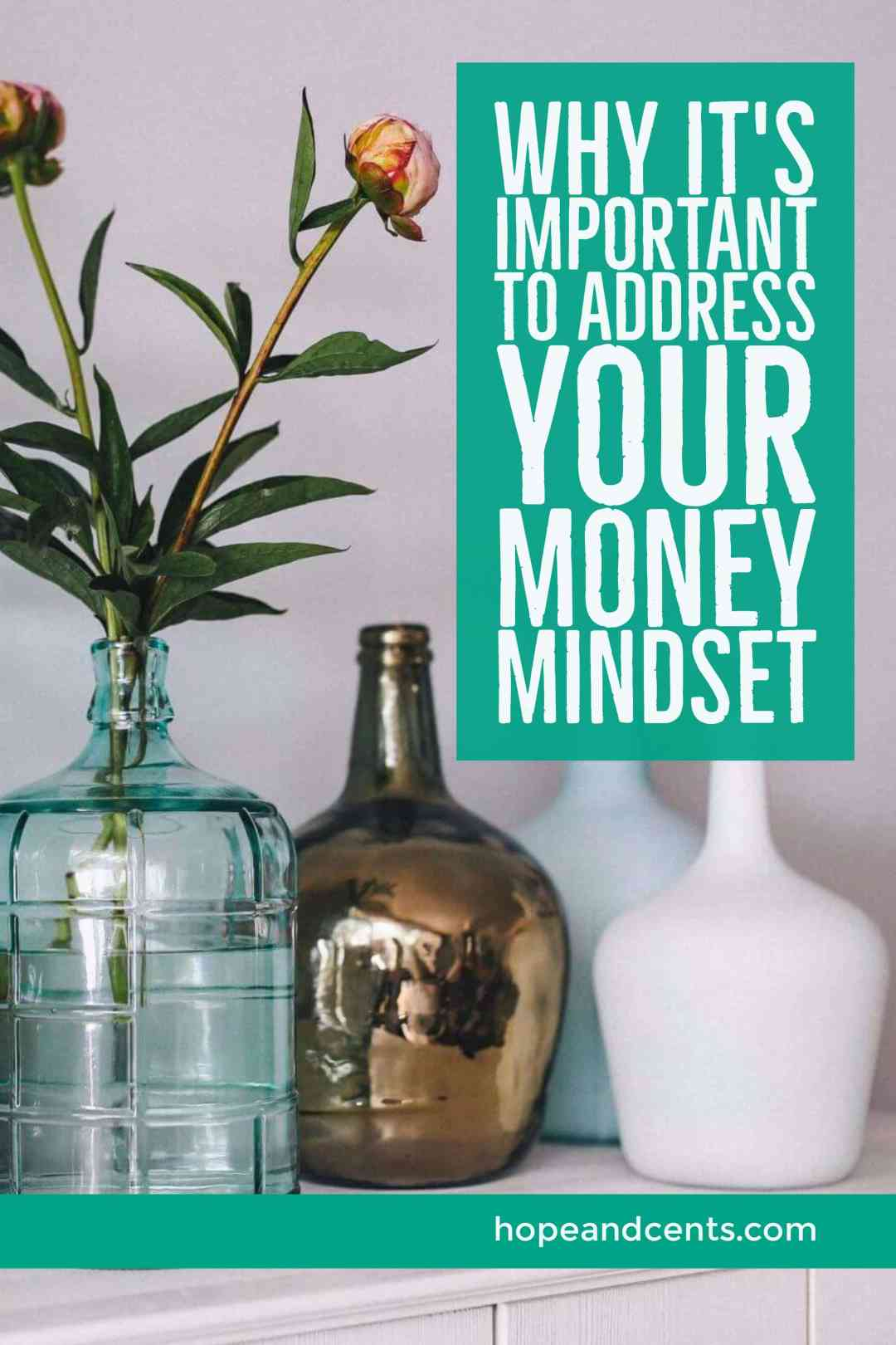 It\'s tempting to focus on the practical steps to pay off debt, save money, or meet other financial goals, but have you taken the time to address your money mindset? Love how this explains what shapes our attitudes towards money.