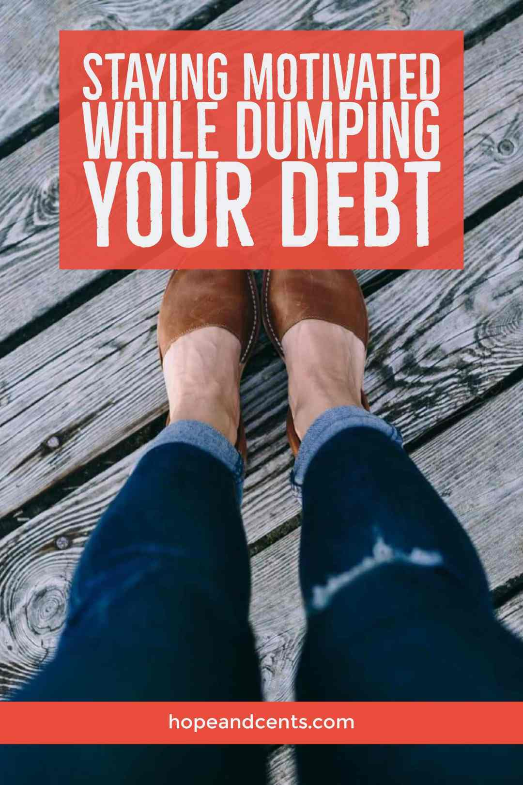 Are you in the middle of dumping your debt? If so, then you know how much work it takes. Fight the temptation to give up by learning some practical steps to stay motivated while paying off your debt.