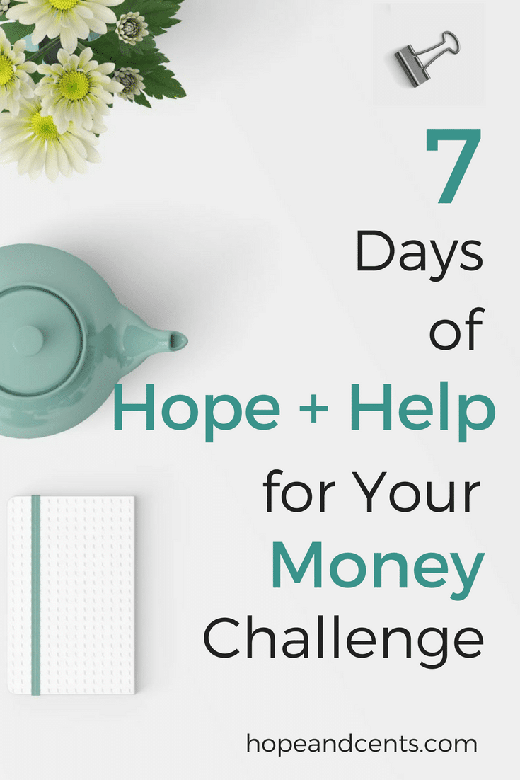 Are you looking to improve your financial situation? This free money challenge will give you the encouragement and hope you need to take action with your finances. | managing money | saving money | paying off debt | free downloads | #moneychallenge #payoffdebt #moneytips #personalfinance