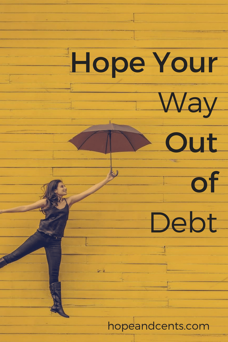 Are you working on paying off debt? You'd be surprised to find that whether or not you're hopeful about getting out of debt has a lot to do with your success. This video sheds light on the importance and power of hope in every area of our lives.     dumping debt   paying down debt   debt-free journey   #money #debt #personalfinance #faith