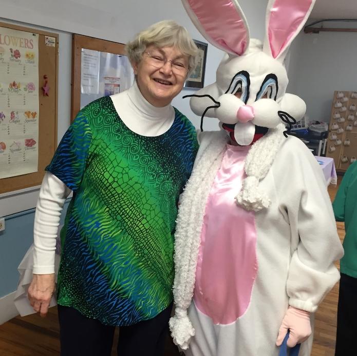 Easter Joanna