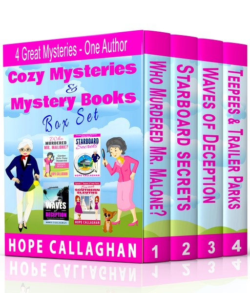 Hope Callaghan Cozy Mysteries: Collection (1st in Series Edition)