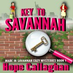 "Free Audiobooks - ""Key to Savannah"" by Author Hope Callaghan"