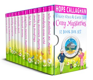 Get 12 Cozy Mysteries For Just 99 Cents