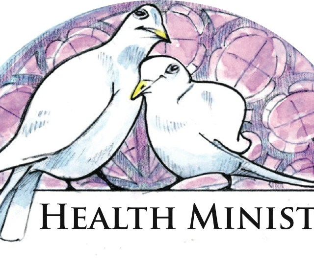 Holistic Health Care  C B Health Ministry Logo With Type