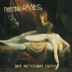 Membranes-Dark-Matter