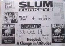 SlumTurkeys