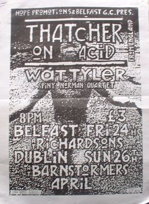 Thatcher On Acid