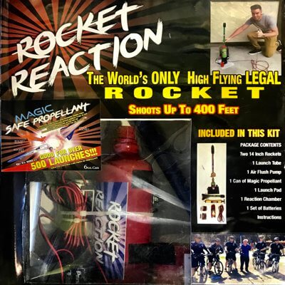 Rocket Reaction