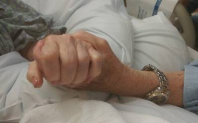 Healthy Caregivers Can Speak Life