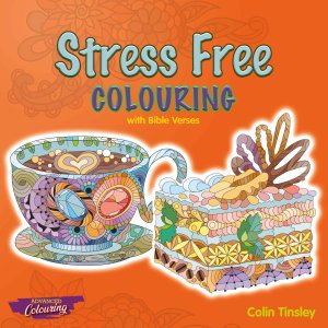 Stress Free when Colouring