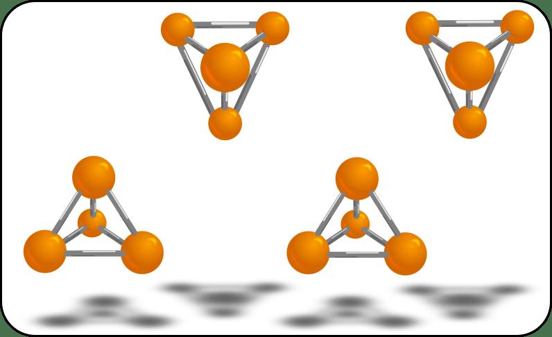 White Phosphorus Structure