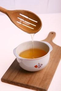 fairly healthy honey mustard dressing