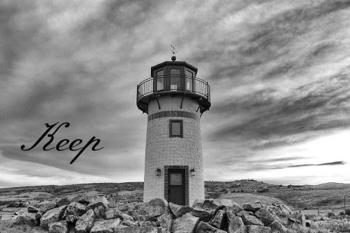 lighthouse keep
