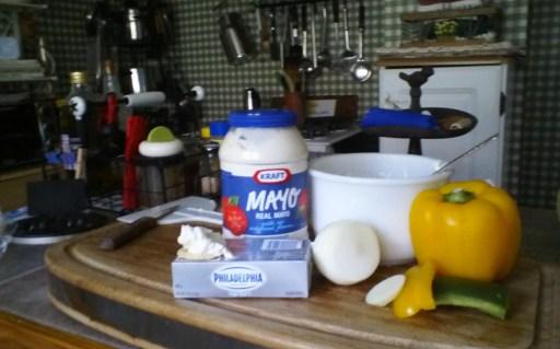 Cream Cheese Spread 1