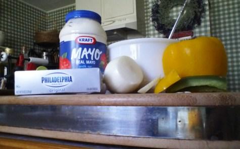 Cream Cheese Spread 2