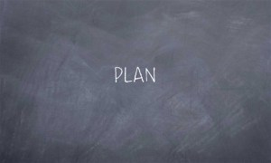 five minute friday: plan