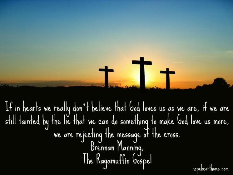 the cross Brennan 2016