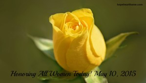 honoring all women