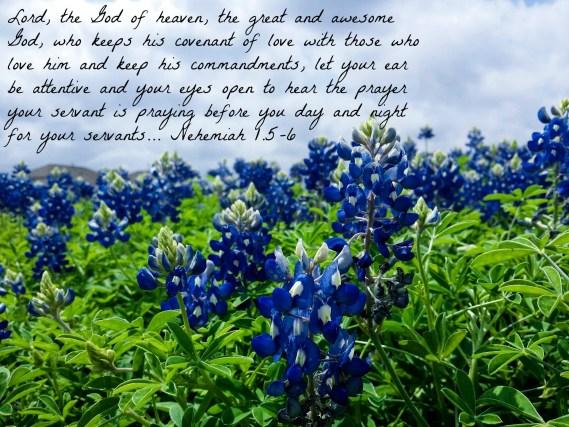 Nehemiah Prayer