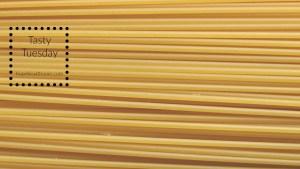 tasty tuesday: baked spaghetti
