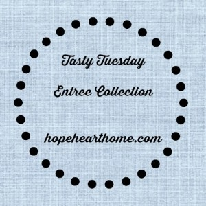 tasty tuesday: entree printables