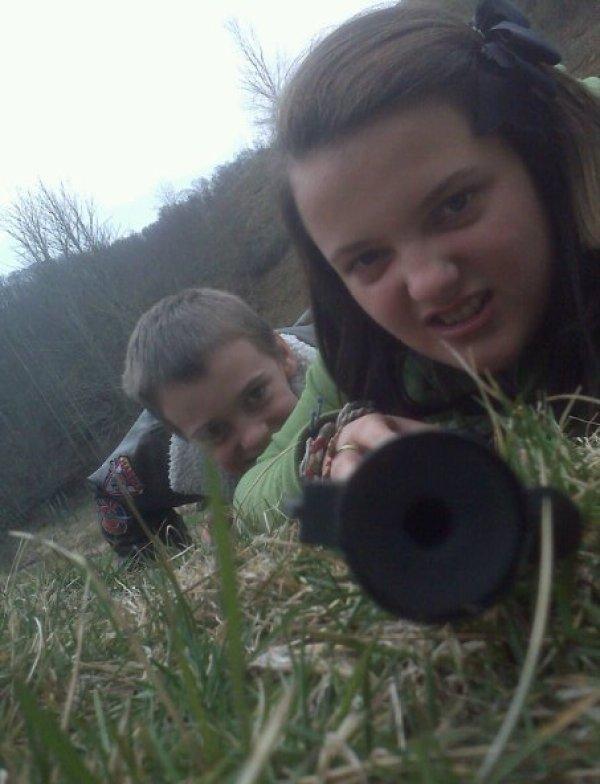 Hannah & Simon March 2011