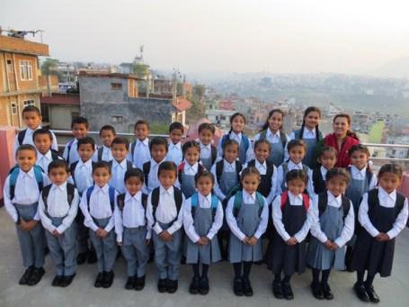 Kathmandu Children