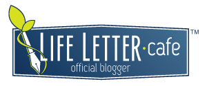 Life Letter Cafe badge