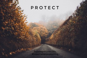 five minute friday: protect