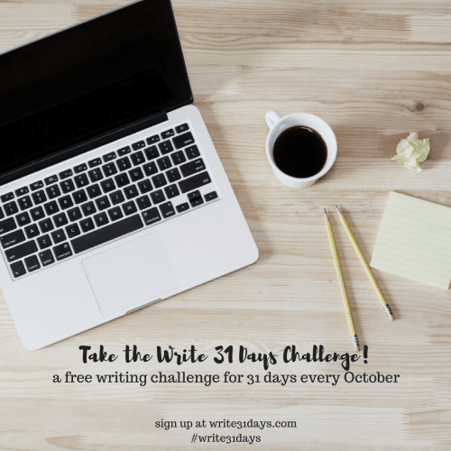 take-the-write-31-challenge