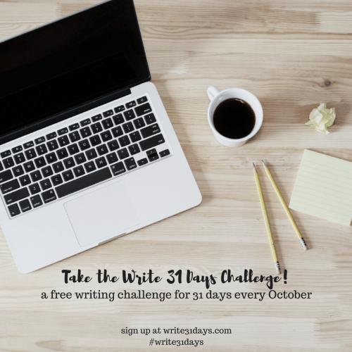 take-the-write-31-challenge