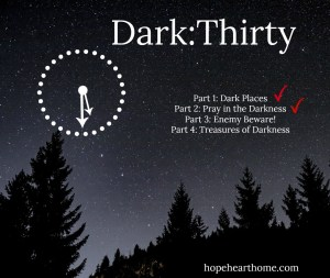 Dark:Thirty  Part Three