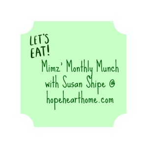 Mimz' Monthly Munch Debuts!