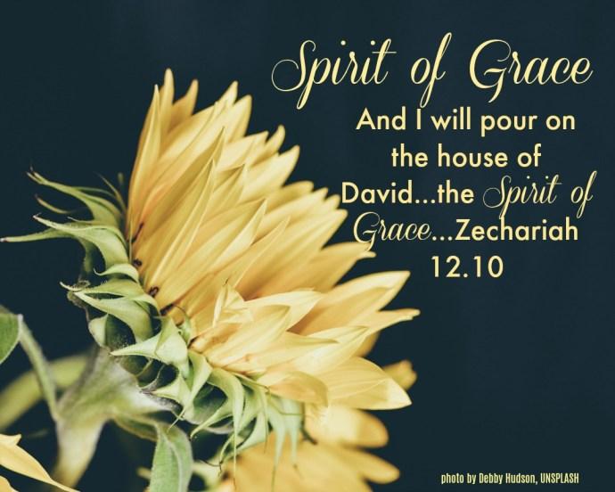 Quietude studies the names of Holy Spirit