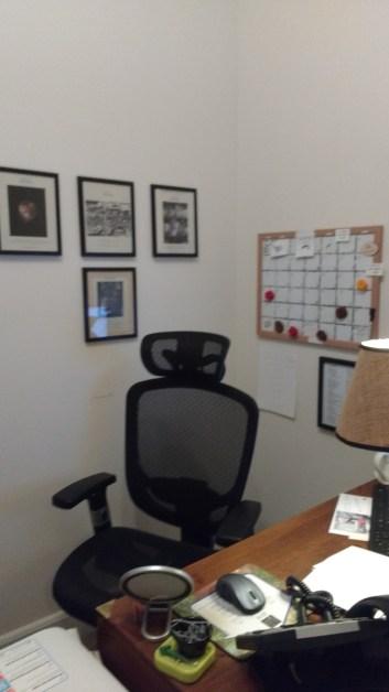 My Work Corner Nook