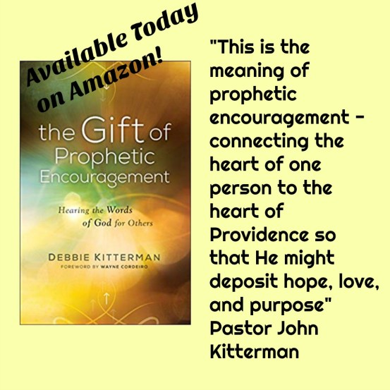 The Meaning of Prophetic Encouragement