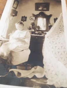My great grandmother Frances Mary Grant