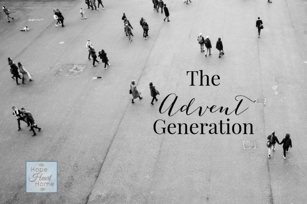 The ADVENT Generation