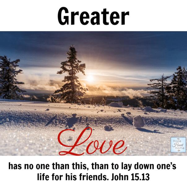 Advent Sunday of Love