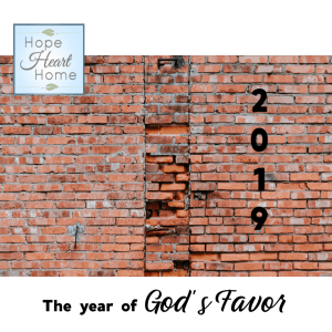 The Year of God's Favor