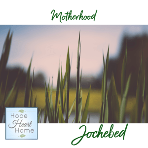 Motherhood - Jochebed